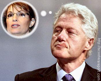 Bill Clinton - Sarah Palin