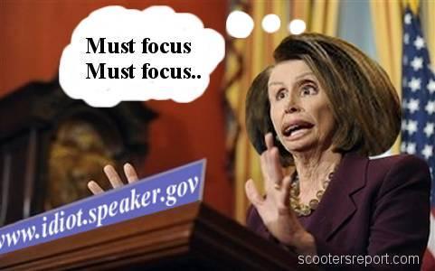 Idiot Speaker Pelosi