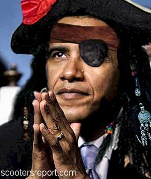Pirate Obama
