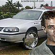 Pepes new car