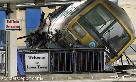 FailTrain to Loser Town