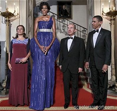 Calderons and Obamas