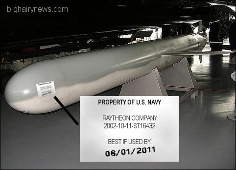 Cruise missile expiration date