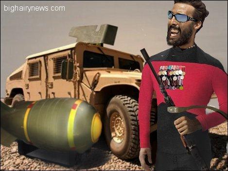 Libyan Rebel