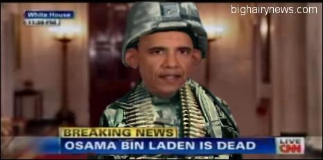 Obama Kills Osama