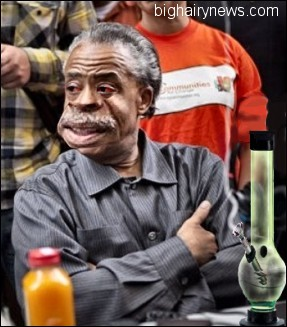 Sharpton at Occupy Wall Street