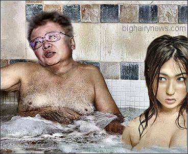 Kim Jong Il death photo