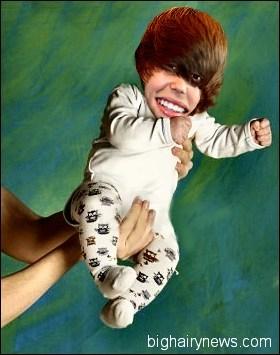 Bieber's baby