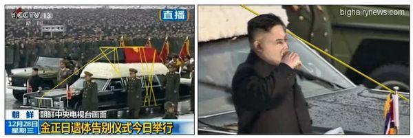 Kim Jong Il Funeral Procession