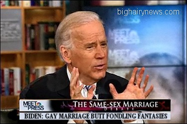 Gay Joe Biden