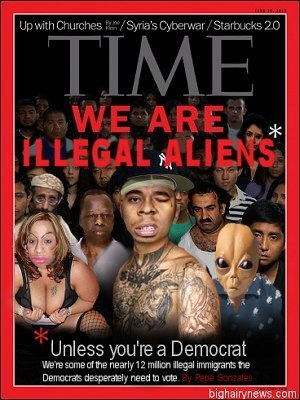 Time we are Americans