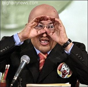 Chavez terminally retarded