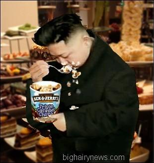 Kim Jong Un Depressed World News Bureau
