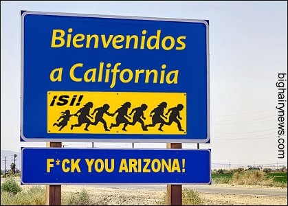 Welcome to California Illegals