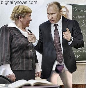Putin sells sex