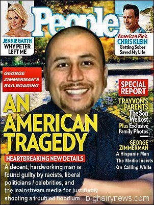 People Mag - Trayvon