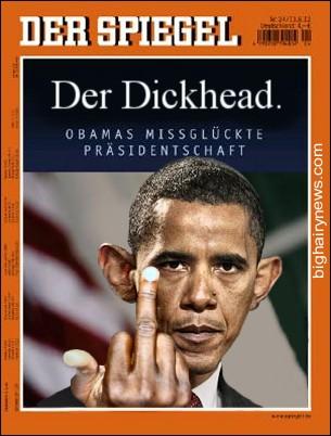 Der Spiegel Obama