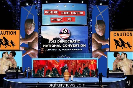 DNC Stage 2012