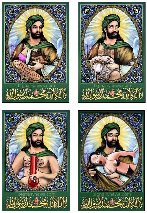 Muhammad - Retard Prophet