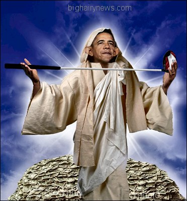 Second Coming of Obama