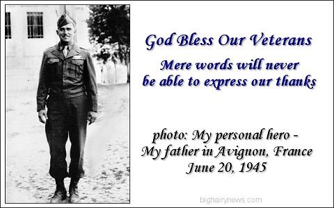 Veterans Day 2012