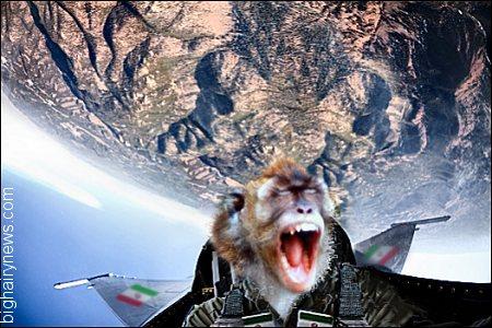 Iranian Fighter Pilot