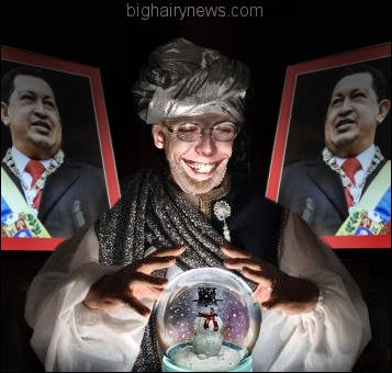 Chavez speaks beyond the grave