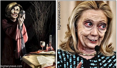 Pelosi Prays For Hillary