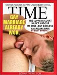 Time gay marriage cover