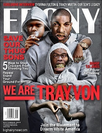 Ebony We Are Trayvon
