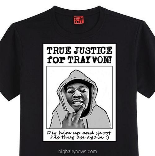 Justice For Trayvon Shirt