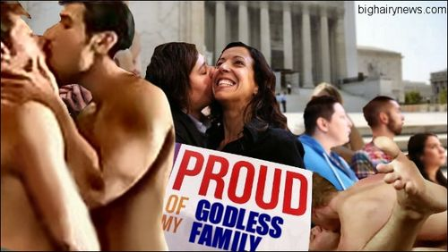 DOMA repeal celebration