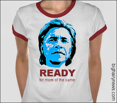Hillary Clinton shirt