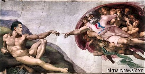 God Endorses Romney