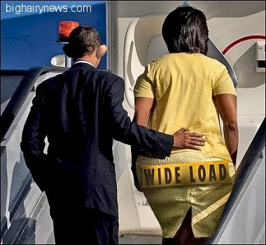 Michelle Obama ass