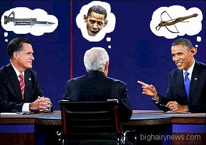 Obama bayonet