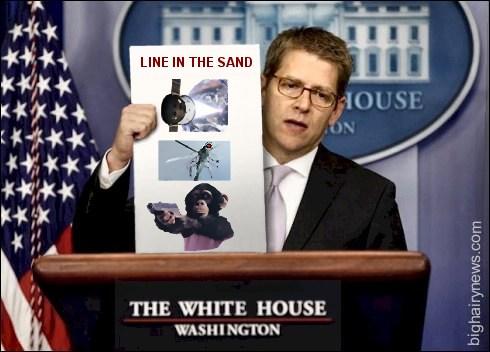 New Obama Red Line