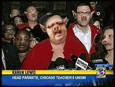 Karen Lewis Chicago
