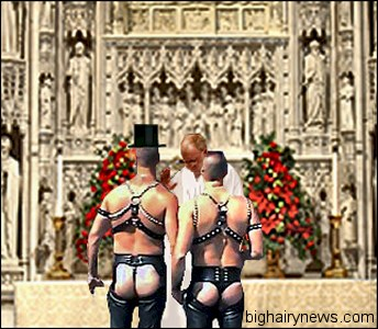 Sodomite wedding