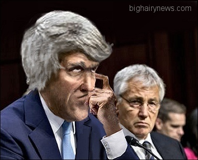 Kerry before Congress