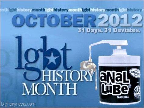 LGBT History Month 2012