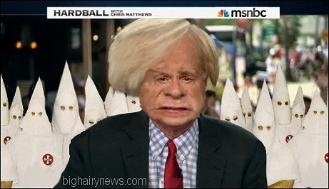 Chris Matthews - racists