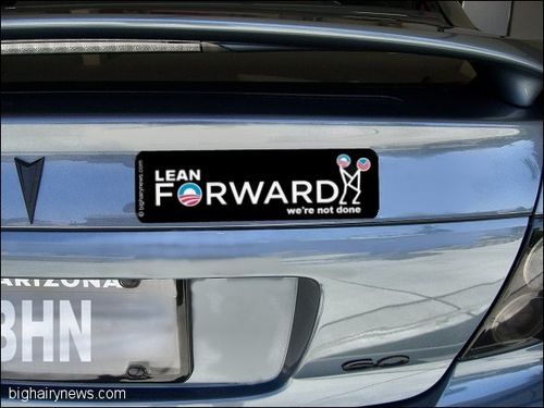 Lean Forward magnetic