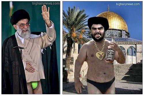Khamenei & Imam Mahdi