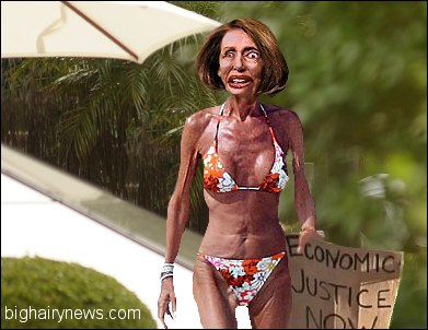 Pelosi Occupies The Four Seasons