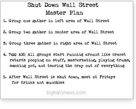 OWS master plan