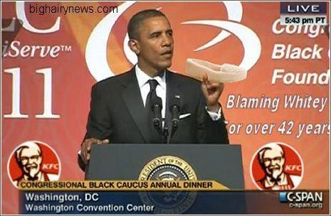 Obama At Congressional Black Caucus