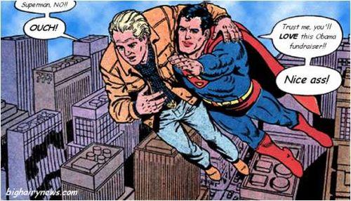 Gay Democrat Superman