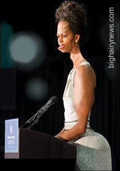 Michelle Obama in Boston