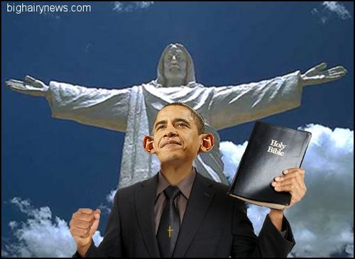 Obama the Redeemer